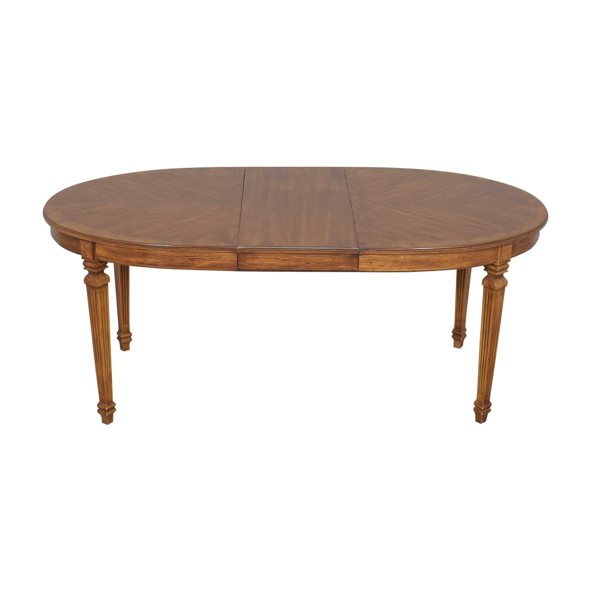 buy  Oval Extendable Dining Table online