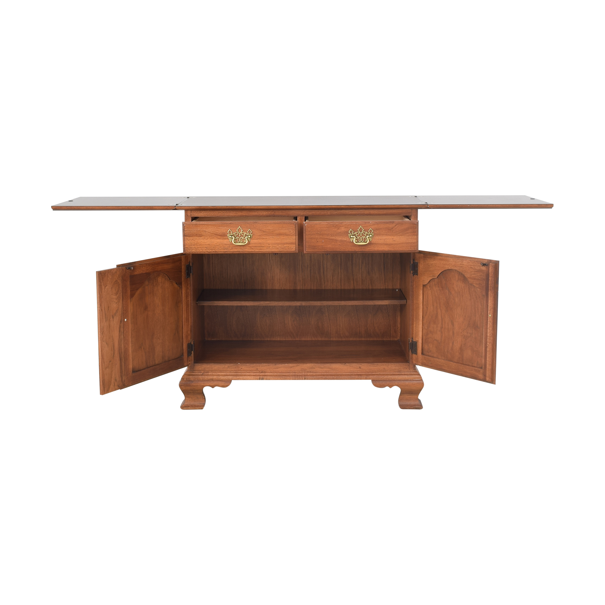 Thomasville Thomasville Fisher Park Fold Out Server Buffet ct