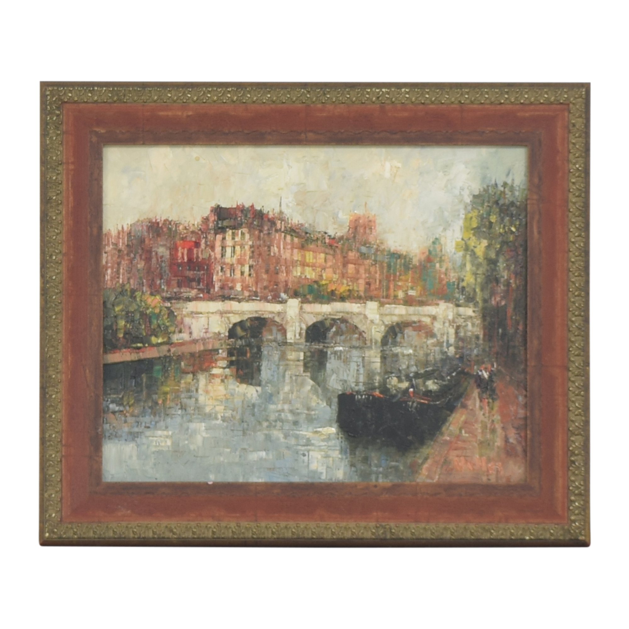 Luc Cossier dit Walles Framed Wall Art discount