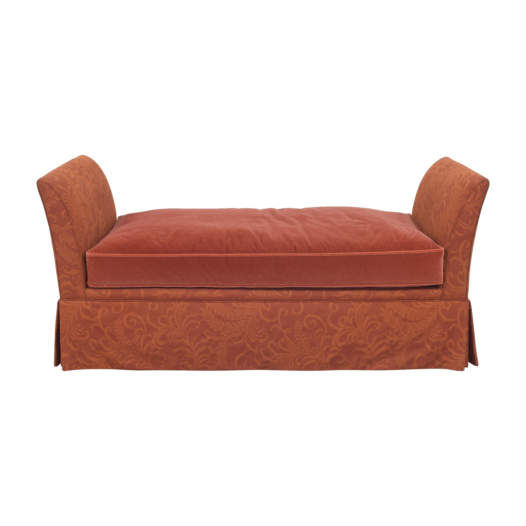 Lee Industries Lee Industries Skirted Daybed with Pillows second hand