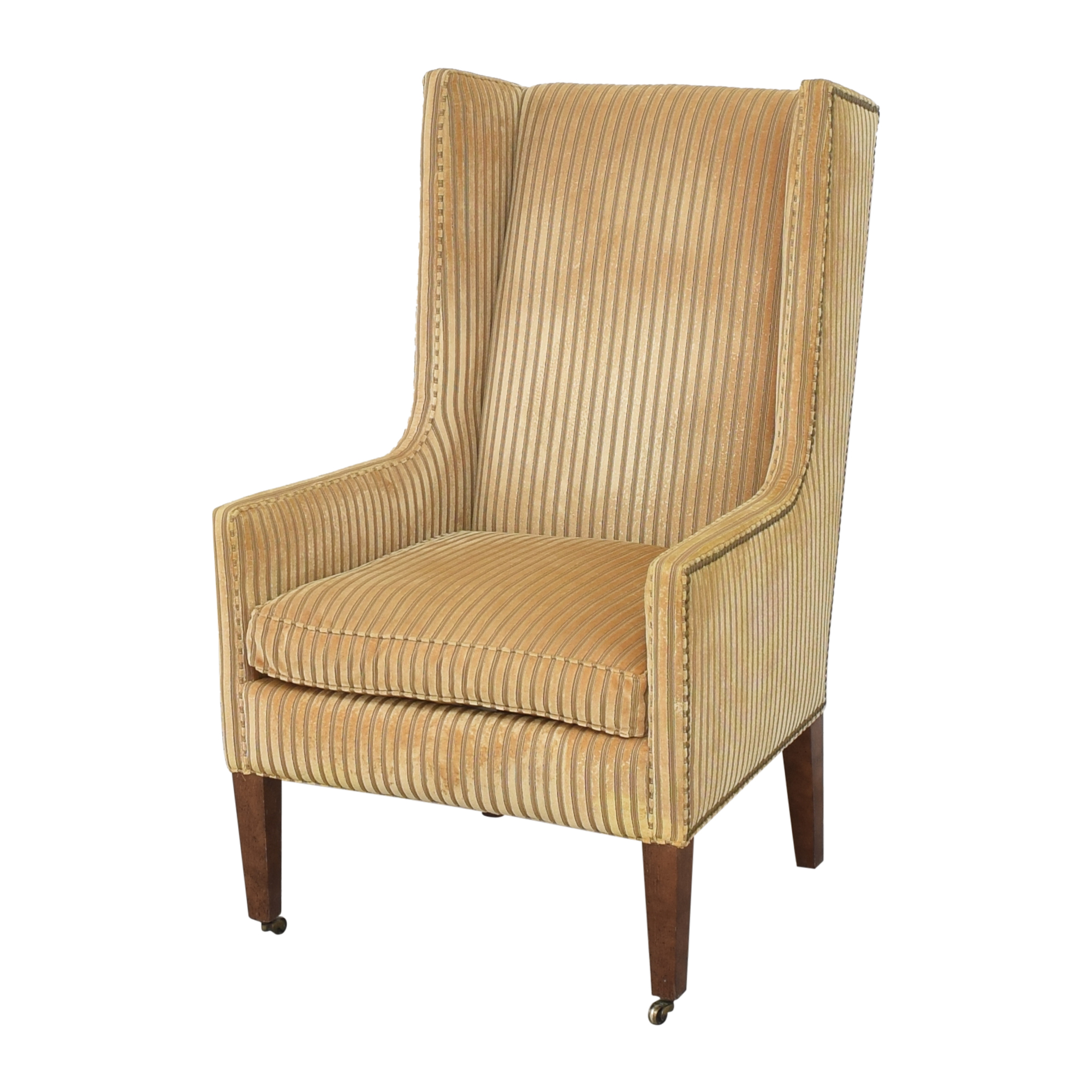 shop Lee Industries Wing Accent Chair Lee Industries Accent Chairs