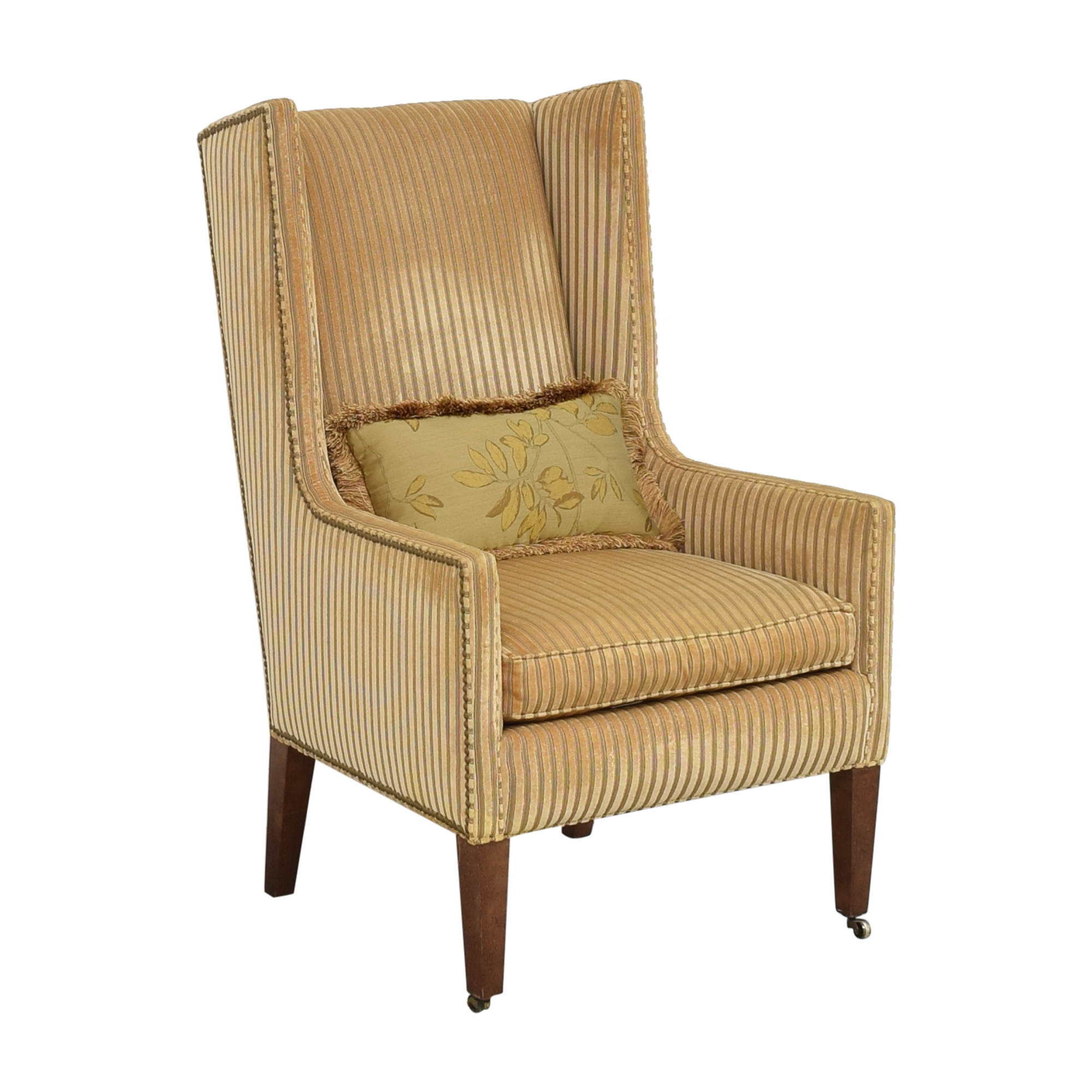buy Lee Industries Wing Accent Chair Lee Industries Accent Chairs