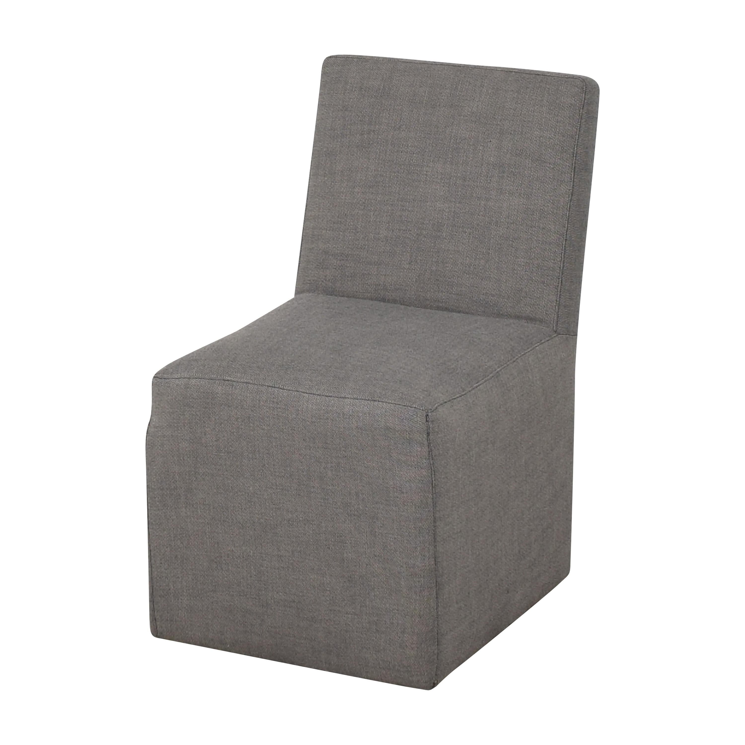 Restoration Hardware Restoration Hardware Ellison Fabric Side Chairs discount