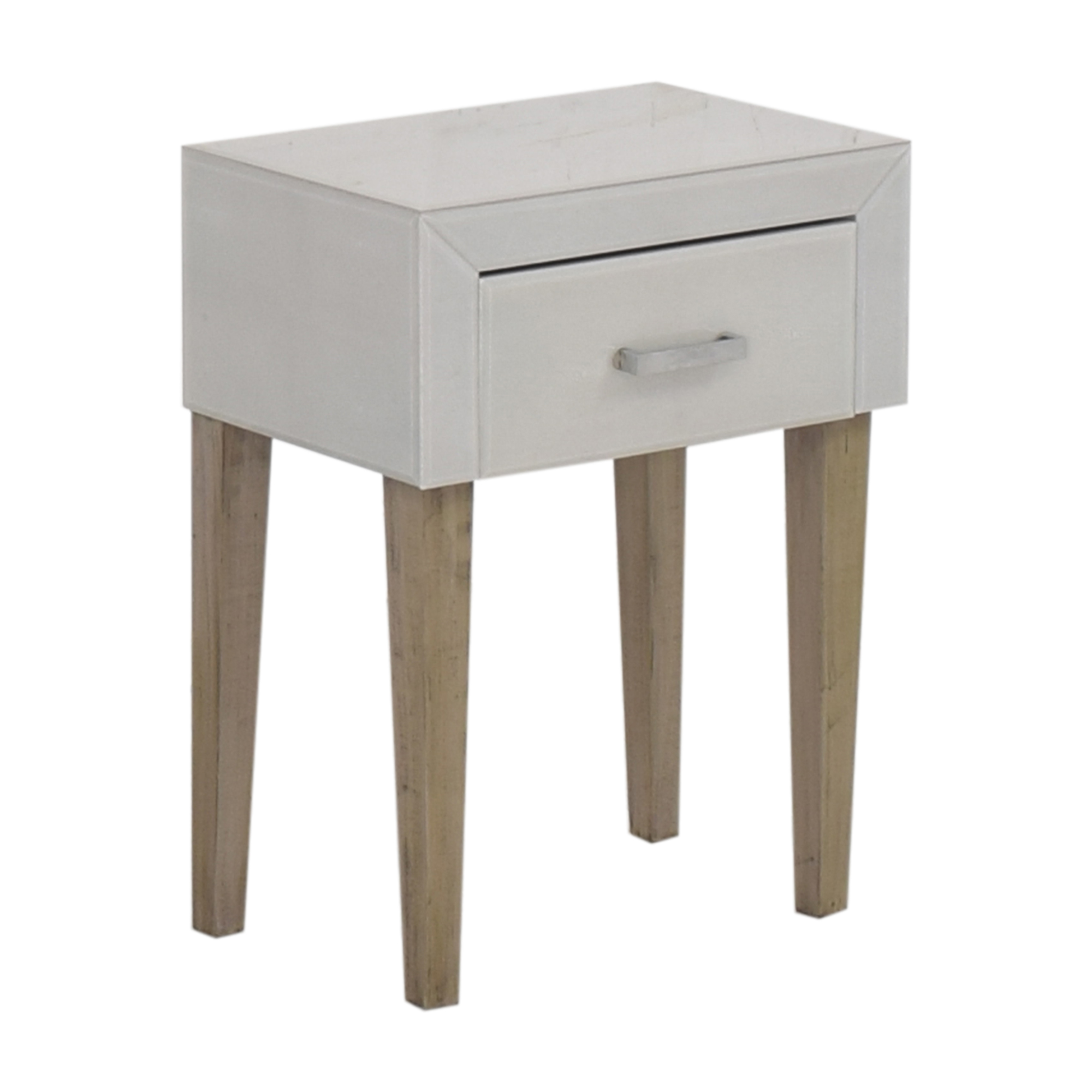 Creative Co-Op Creative Co-Op One Drawer End Table nyc
