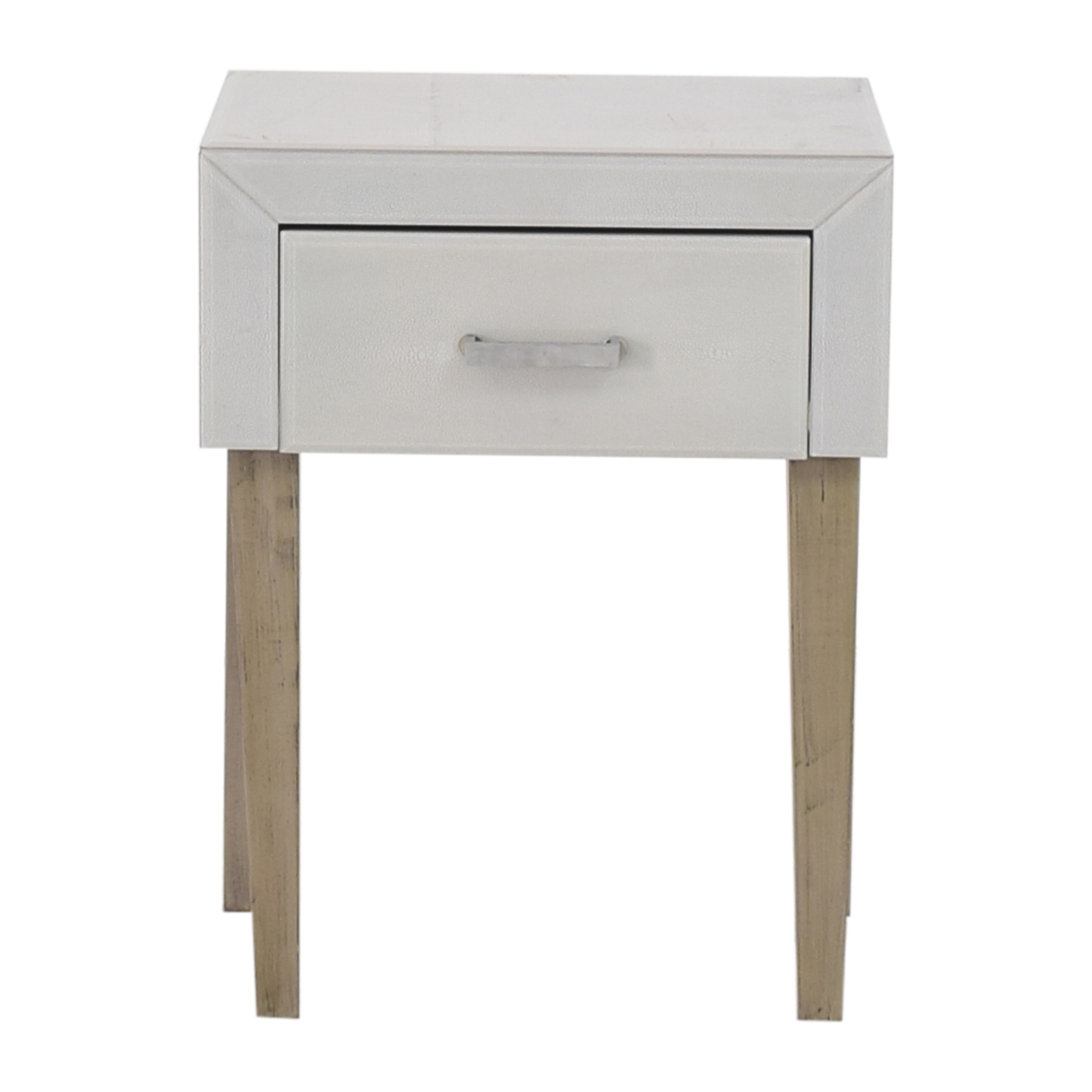 shop Creative Co-Op One Drawer End Table Creative Co-Op End Tables