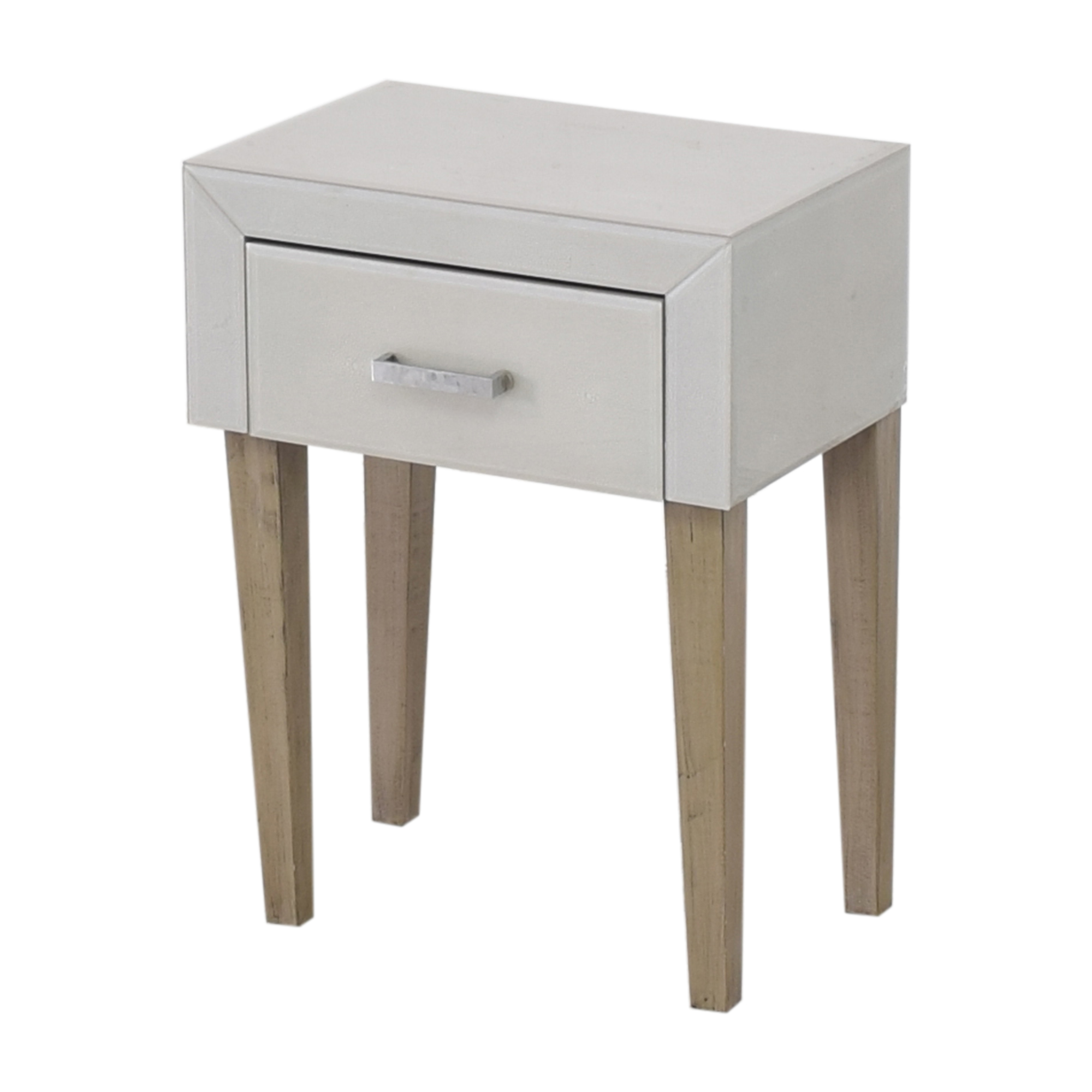 buy Creative Co-Op One Drawer End Table Creative Co-Op End Tables