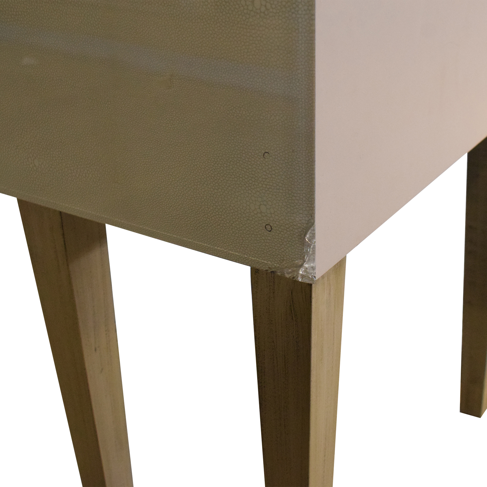 Creative Co-Op One Drawer End Table sale
