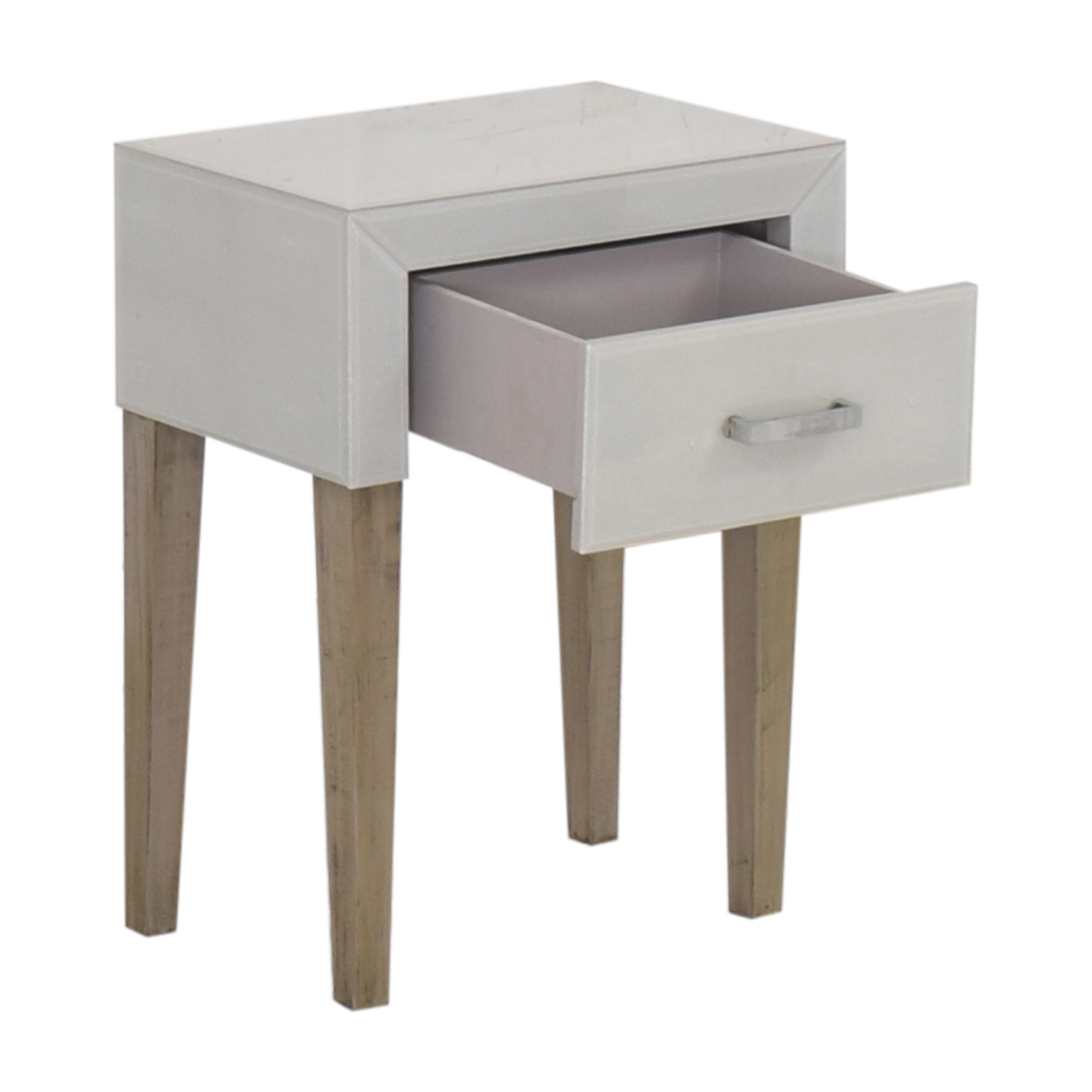 buy Creative Co-Op Creative Co-Op One Drawer End Table online