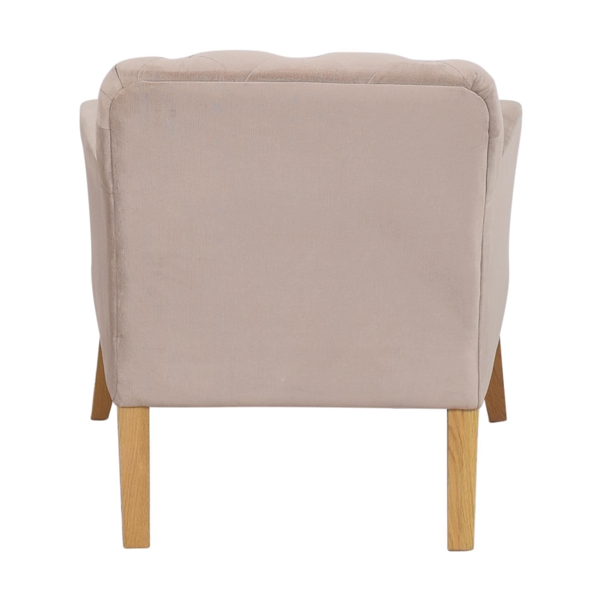 West Elm West Elm Elton Tufted Arm Chair nj
