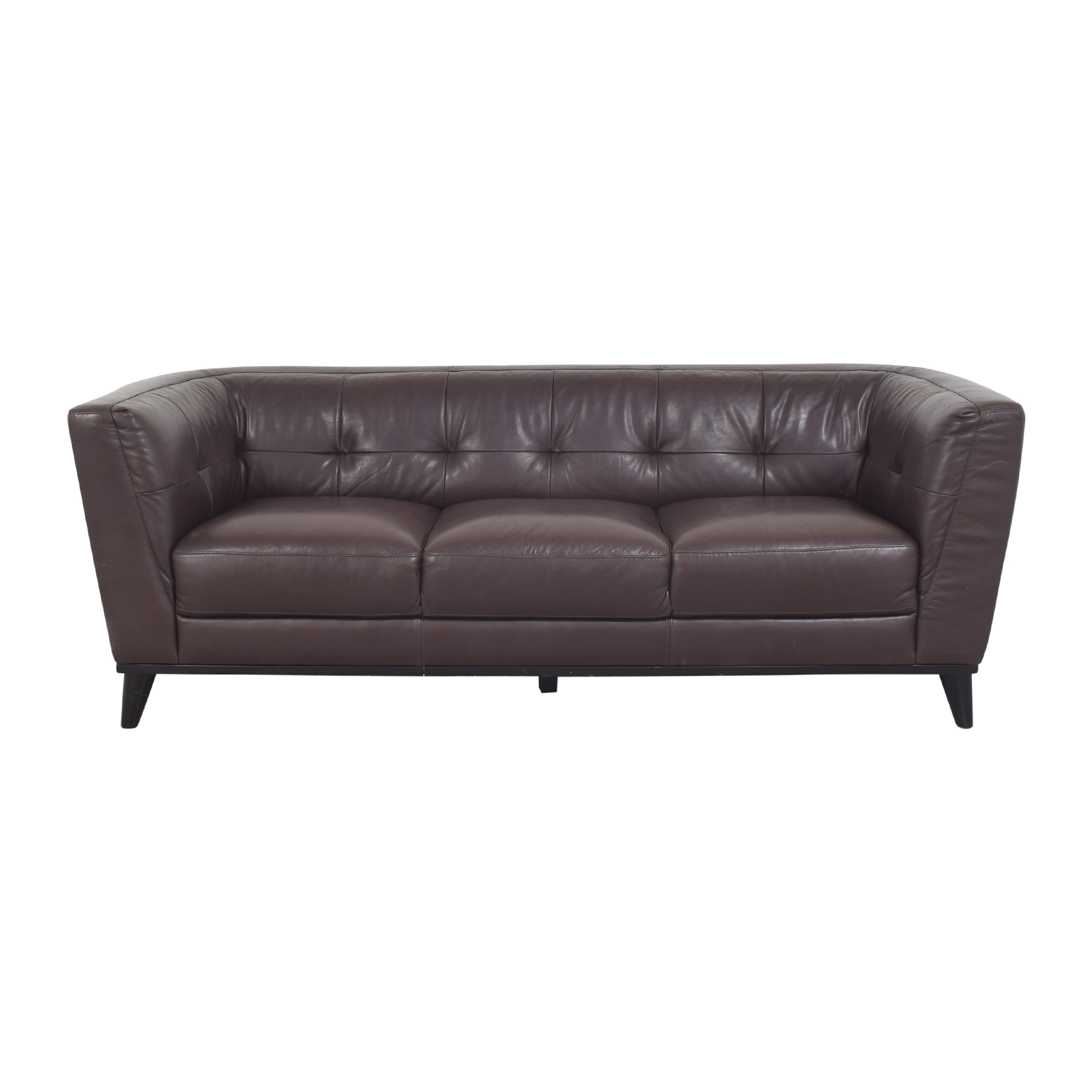 Chateau d'Ax Tufted Three Cushion Sofa / Sofas