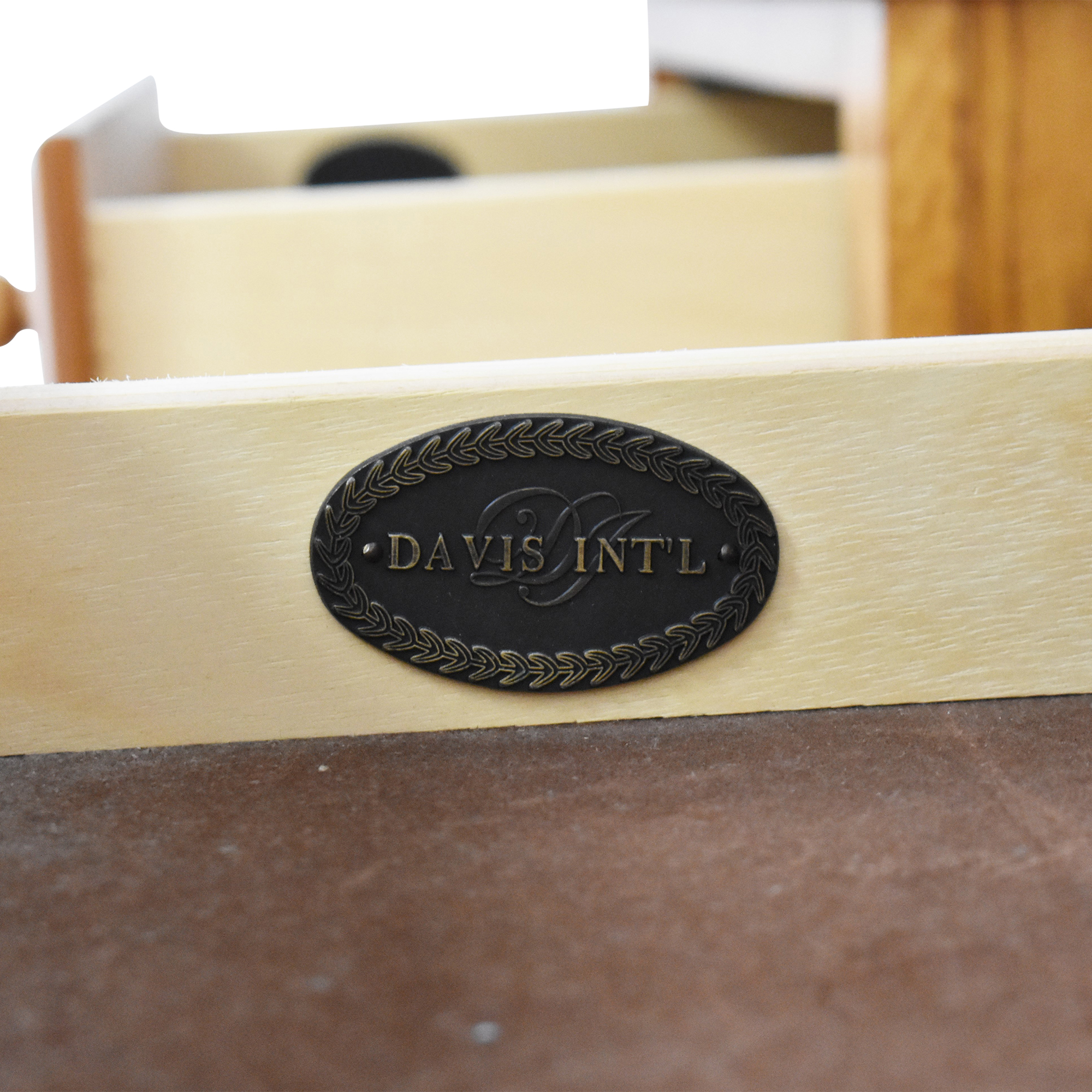 Davis International Davis International Three Drawer Nightstands nyc