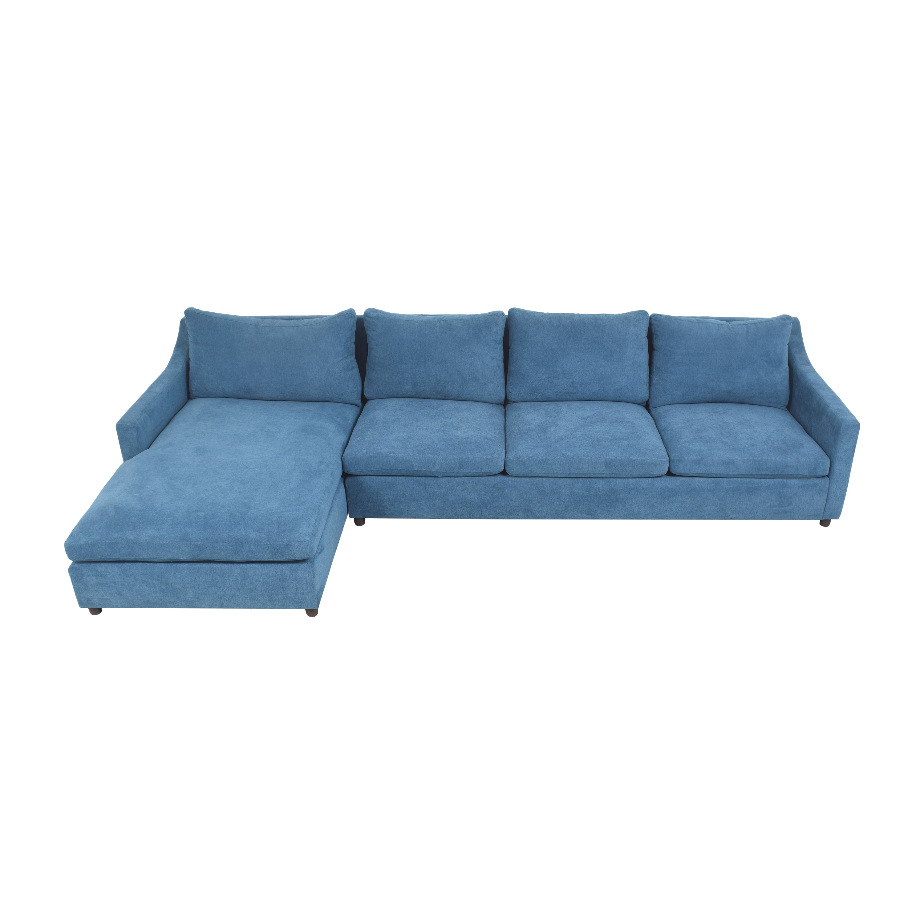 BenchMade Modern Johnny Homemaker Sectional Sofa with Chaise sale