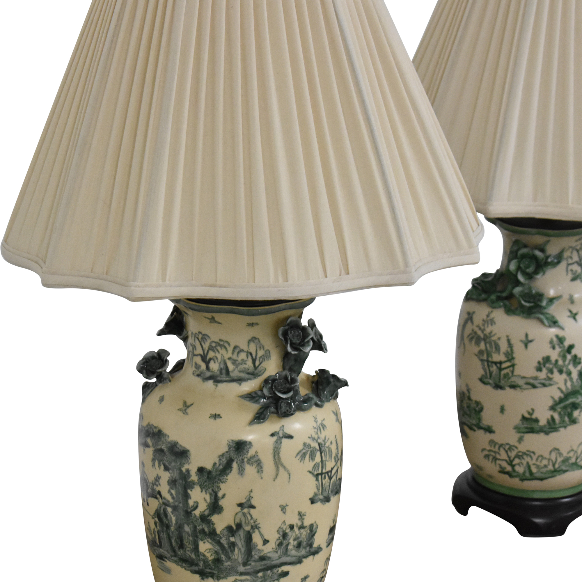The Bradburn Gallery The Bradburn Gallery Oriental Vase Table Lamps discount