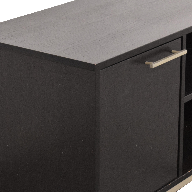 Crate & Barrel Crate & Barrel Two Door Media Console for sale