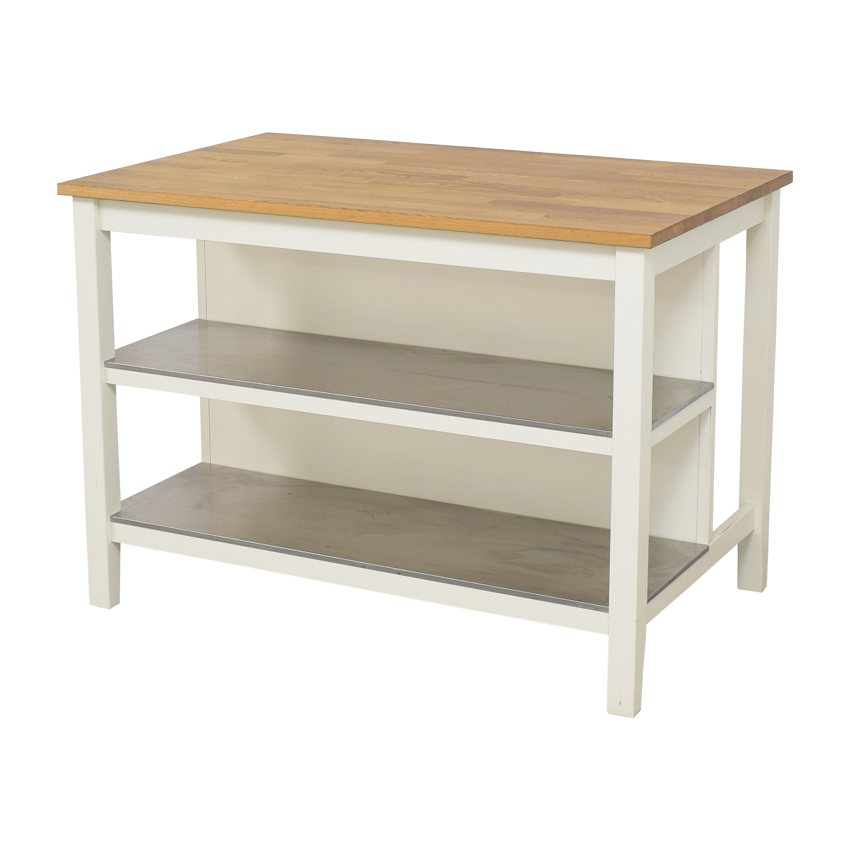 shop IKEA STENSTORP Kitchen Island IKEA Tables