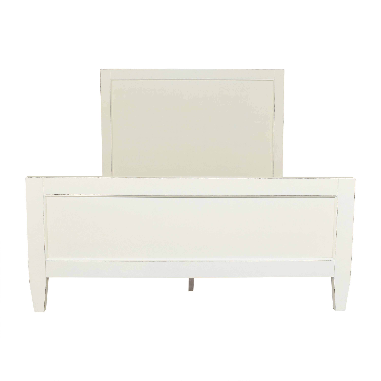 buy Crate & Barrel Harbor Queen Bed Crate & Barrel