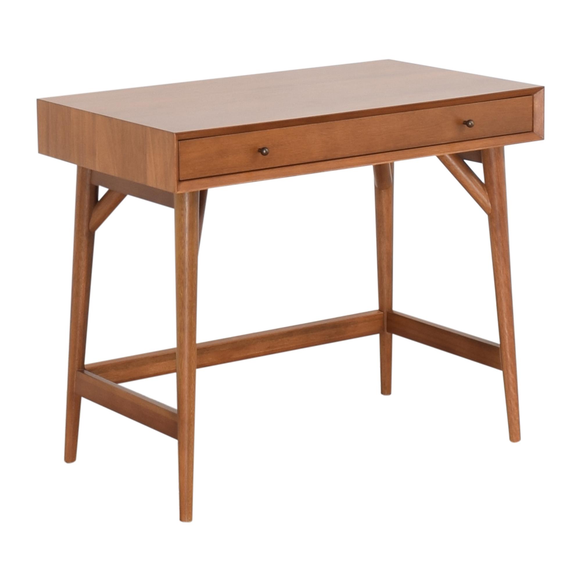 West Elm West Elm Mid Century Mini Desk second hand