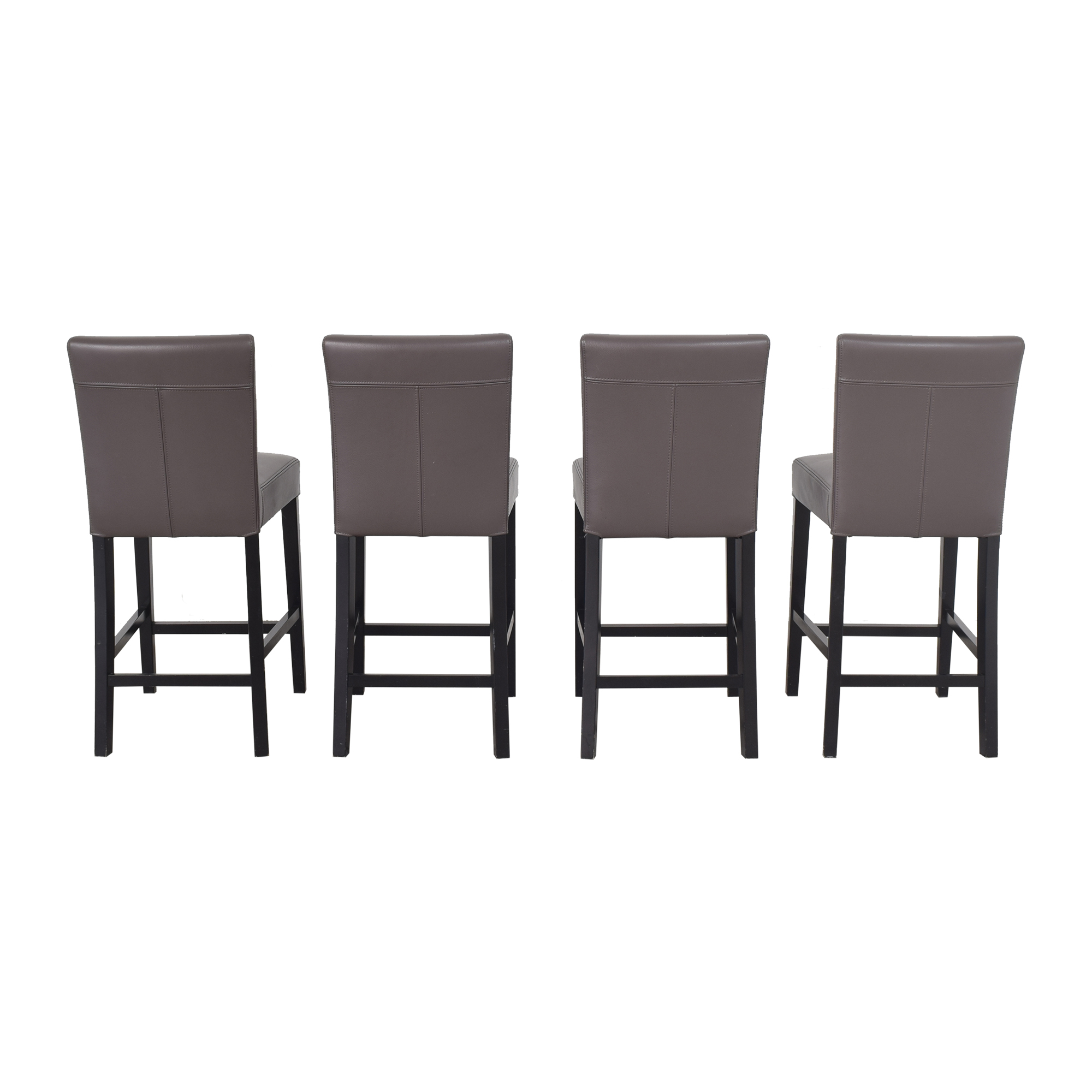 Crate & Barrel Crate & Barrel Lowe Counter Stools dimensions
