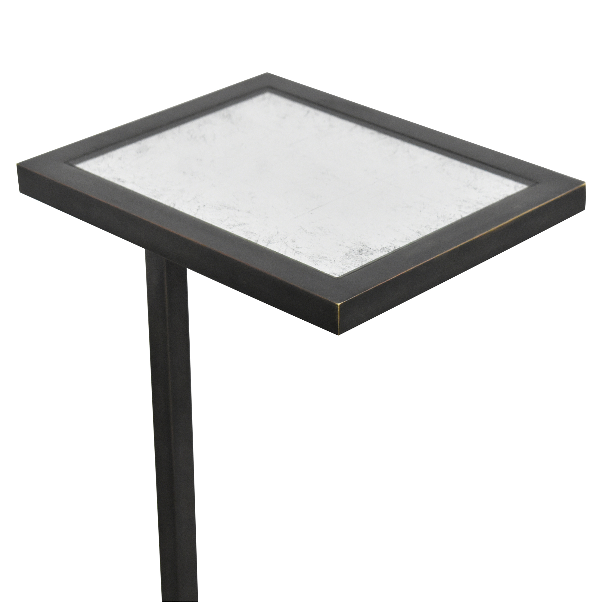 Restoration Hardware Restoration Hardware Crosby Side Table used
