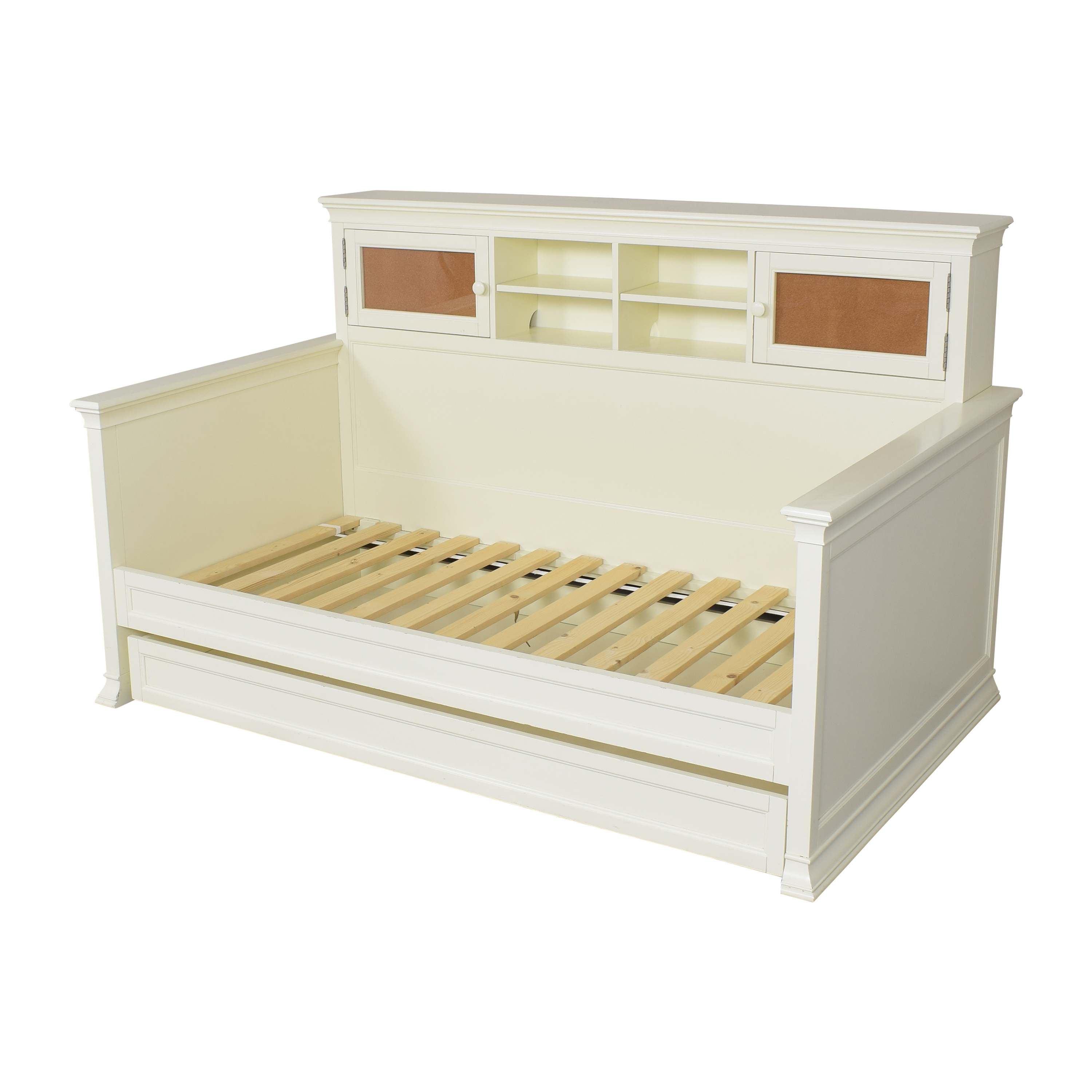 buy Pottery Barn Teen Display-It Daybed with Trundle Pottery Barn Teen Bed Frames