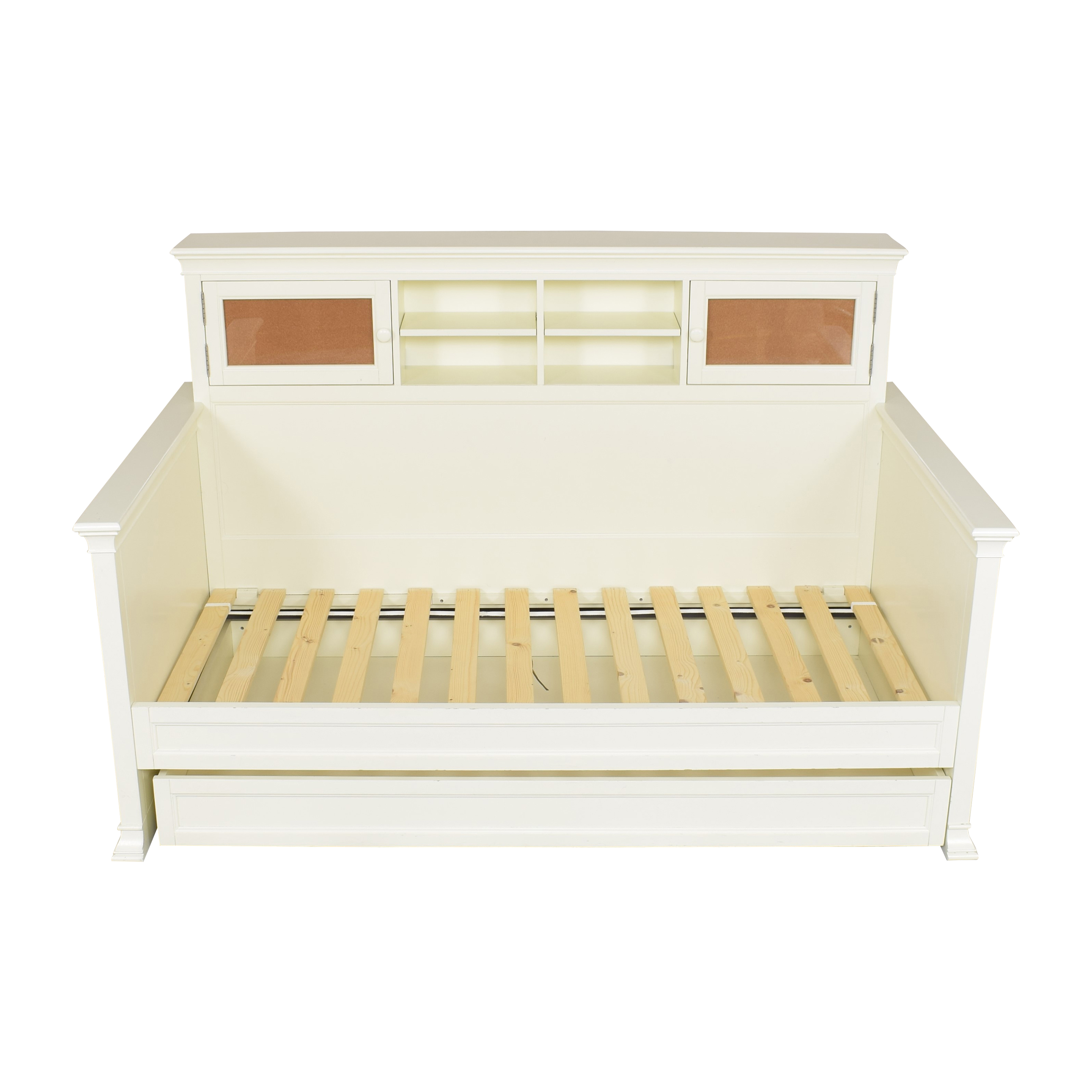 Pottery Barn Teen Pottery Barn Teen Display-It Daybed with Trundle ct