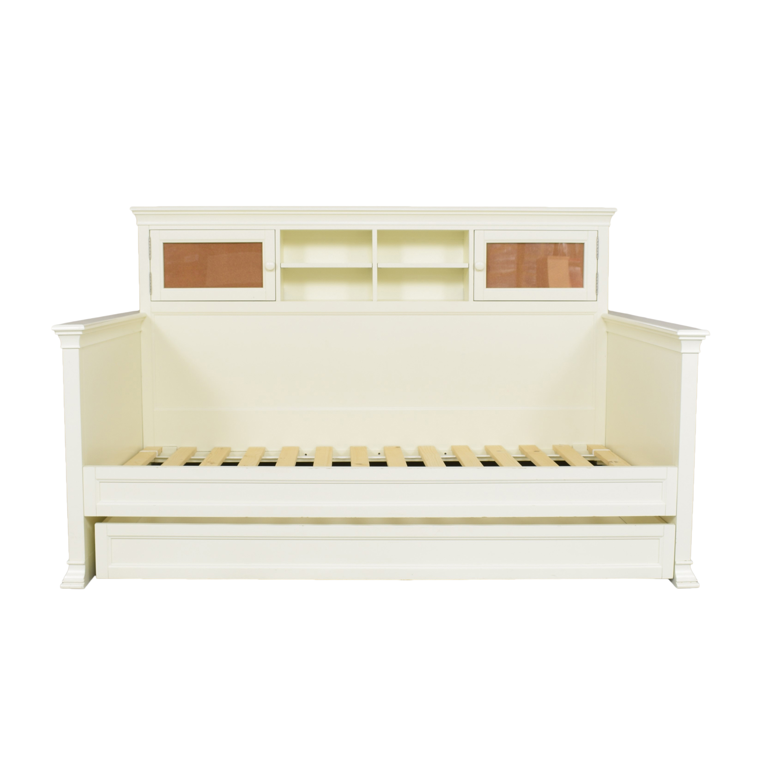 Pottery Barn Teen Pottery Barn Teen Display-It Daybed with Trundle used