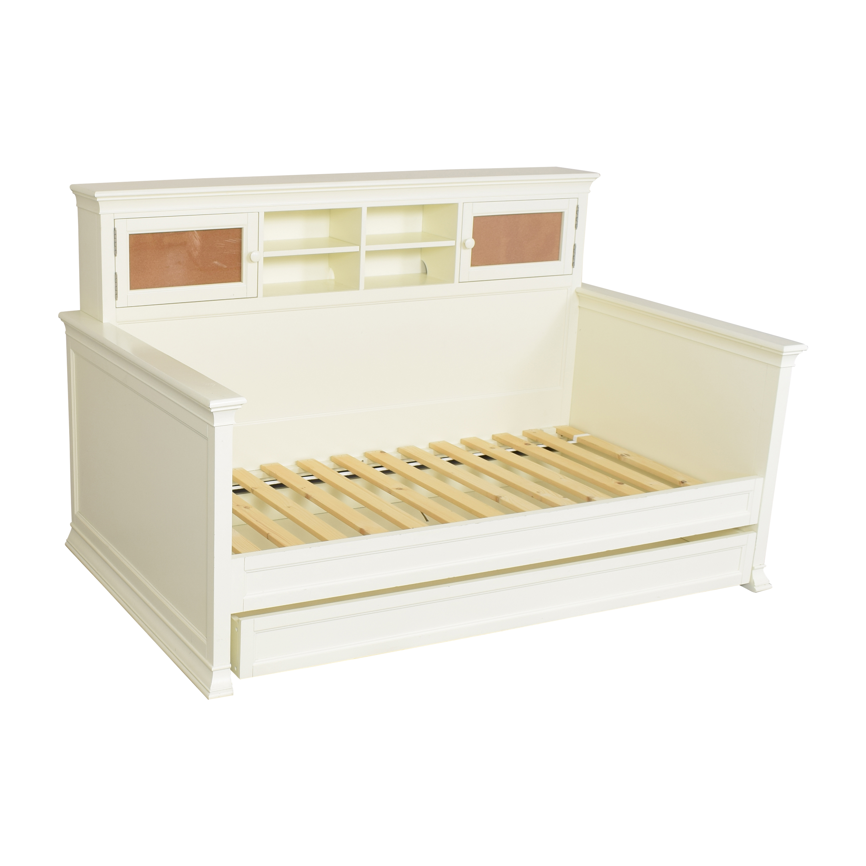 Pottery Barn Teen Display-It Daybed with Trundle sale
