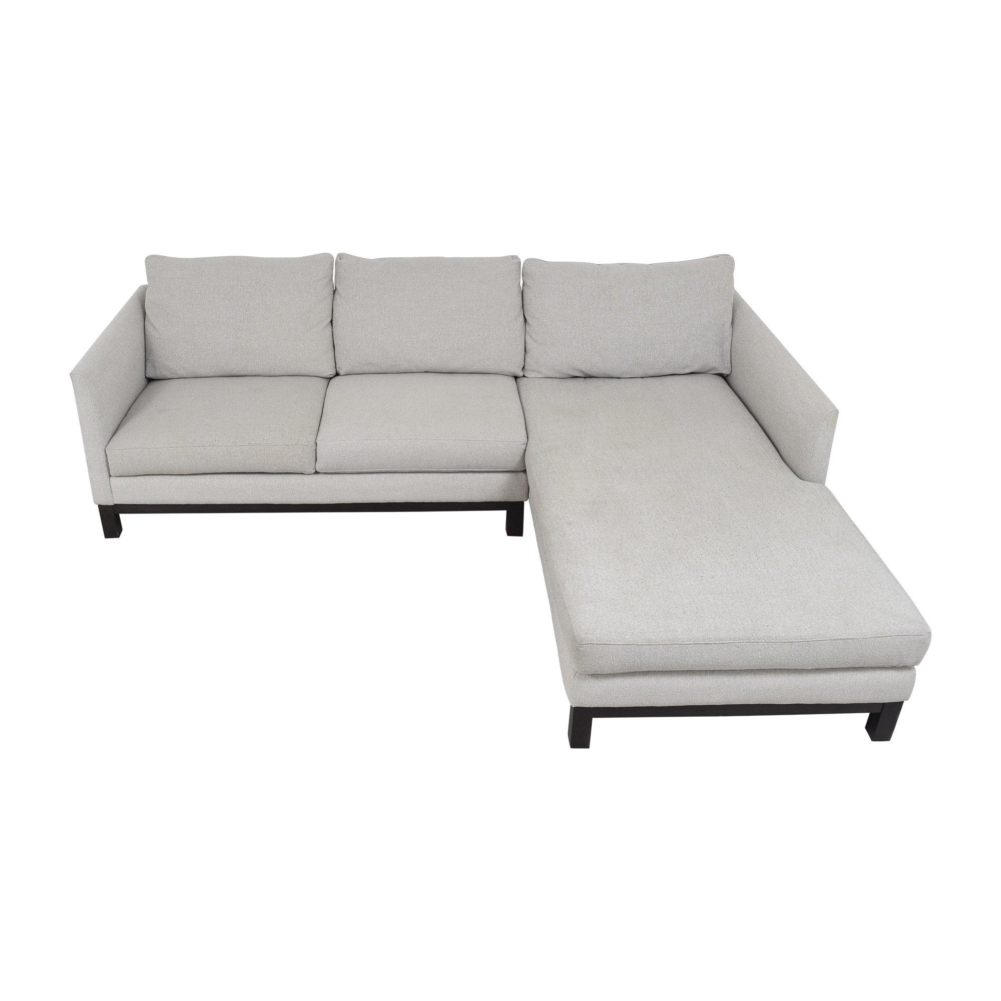 ABC Carpet & Home Cobble Hill Prescott Sectional sale