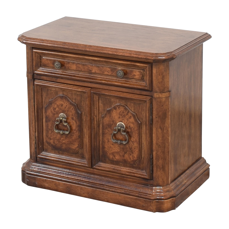 Stanley Furniture Two Door Nightstand Stanley Furniture