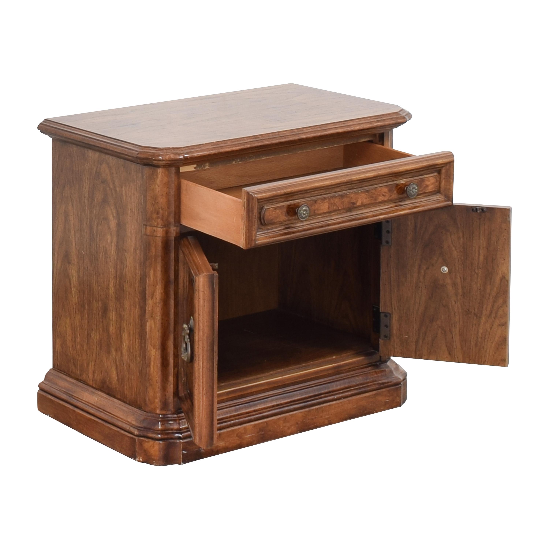 Stanley Furniture Stanley Furniture Two Door Nightstand dimensions