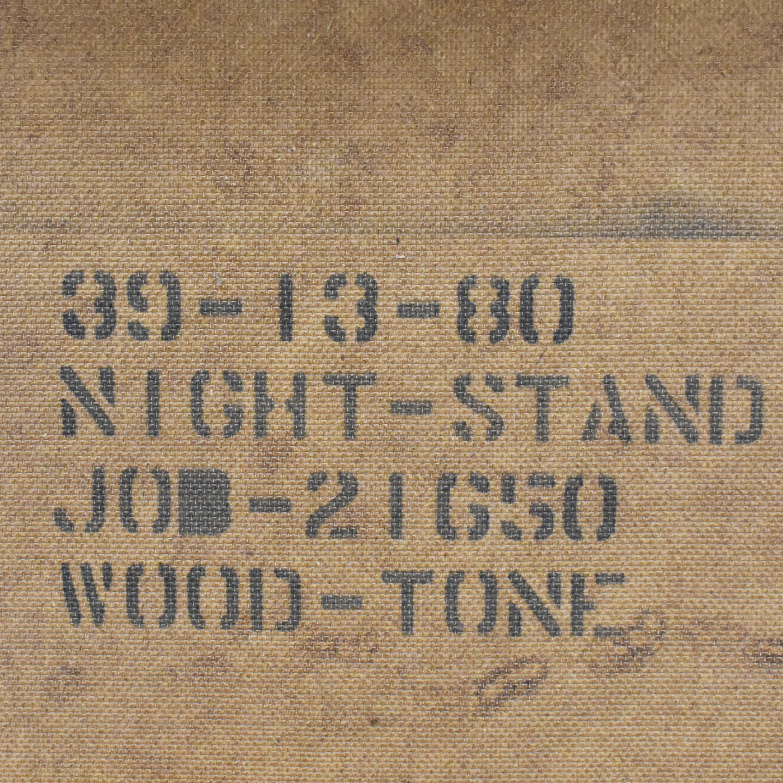 Stanley Furniture Stanley Furniture Two Door Nightstand on sale