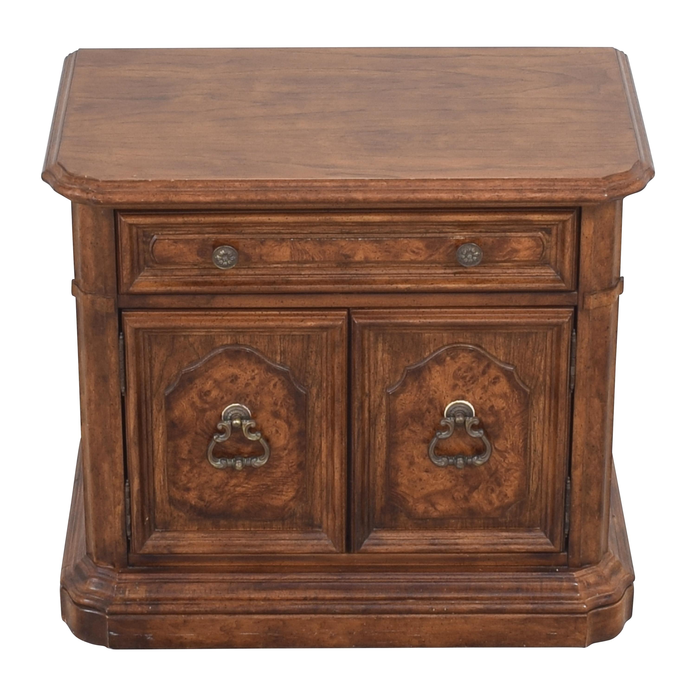 Stanley Furniture Stanley Furniture Two Door Nightstand discount