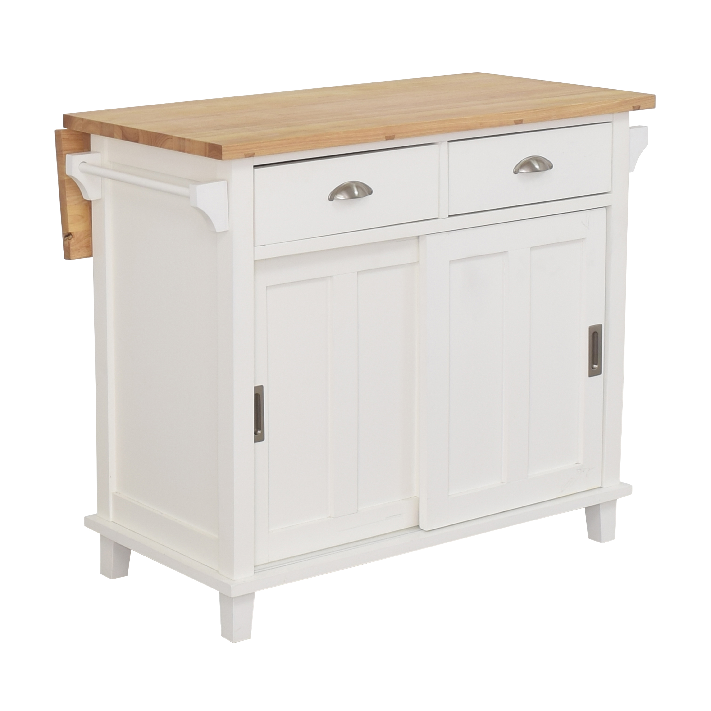 shop Crate & Barrel Crate & Barrel Belmont Kitchen Island online