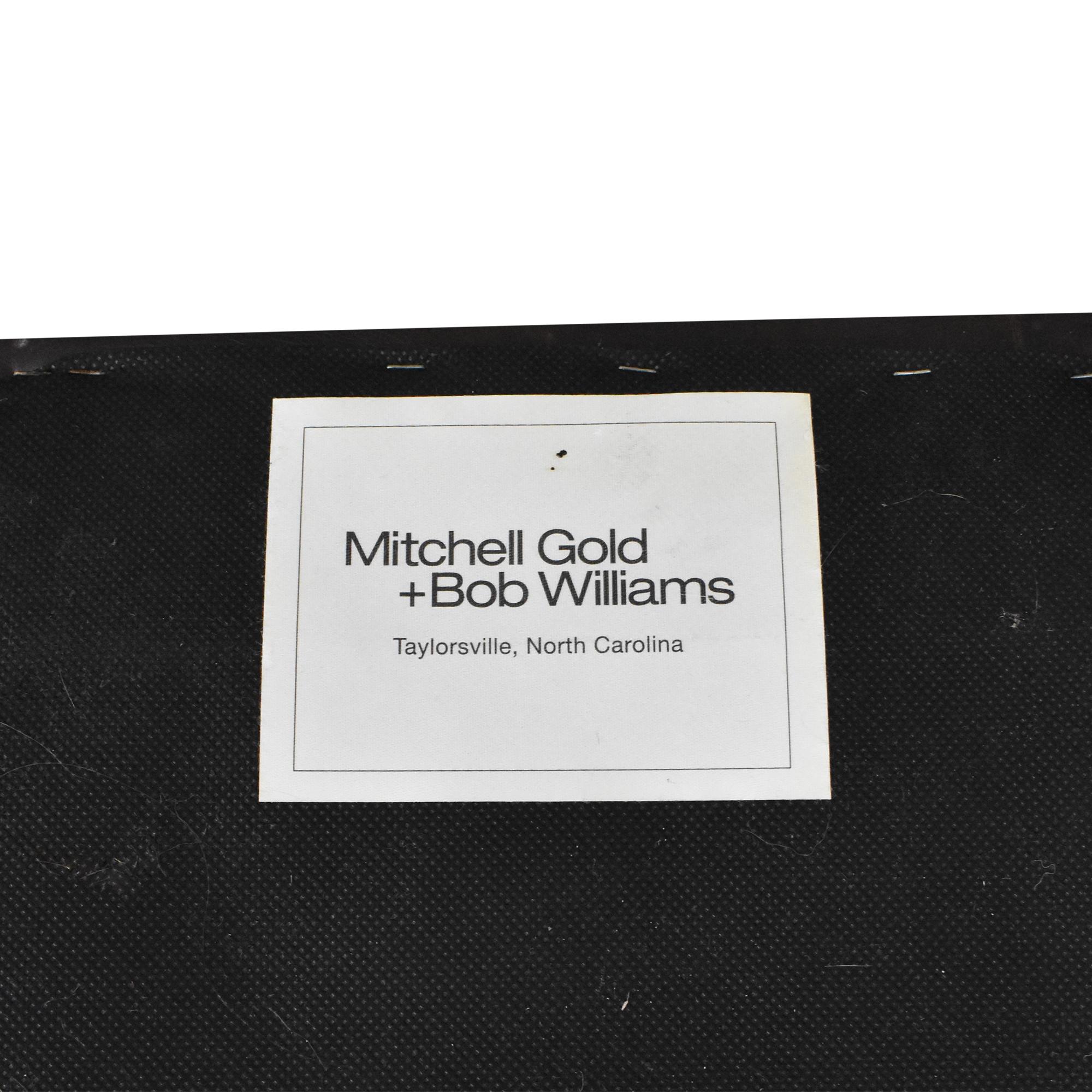 Mitchell Gold + Bob Williams Mitchell Gold + Bob Williams Franny Square Ottoman coupon