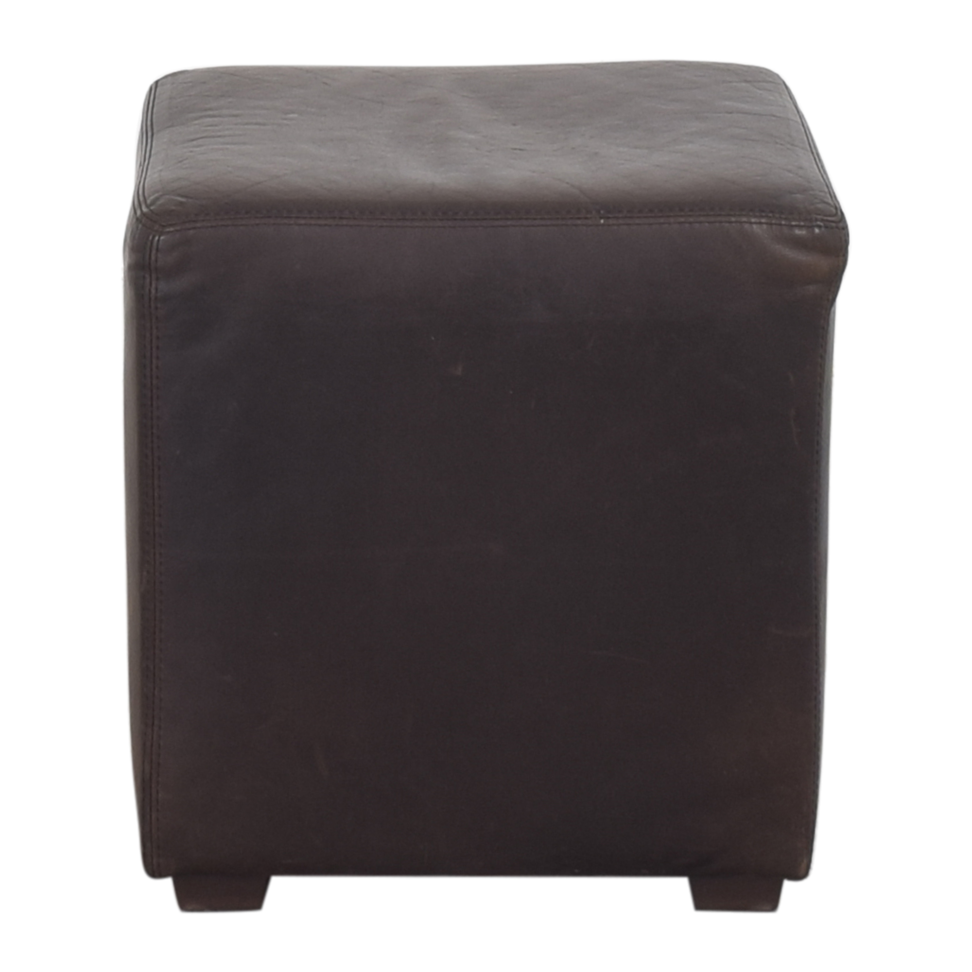 Mitchell Gold + Bob Williams Mitchell Gold + Bob Williams Franny Square Ottoman