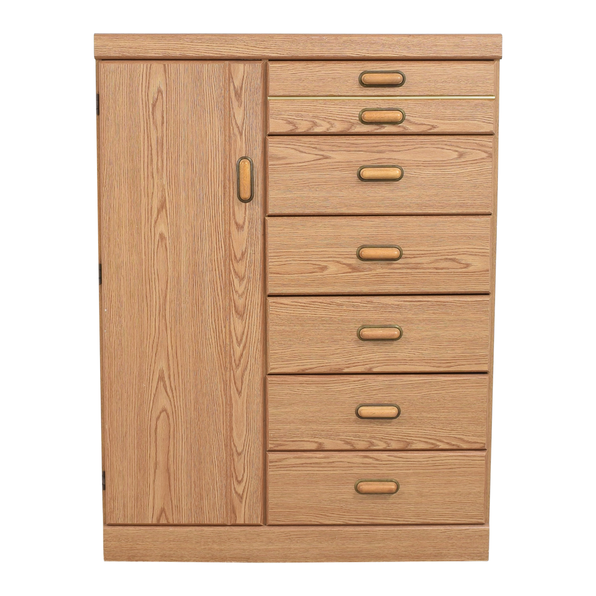 Levitz Levitz Five Drawer Wardrobe Dresser second hand