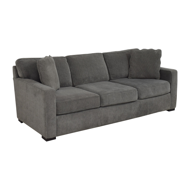 Macy's Macy's Three Cushion Sofa for sale