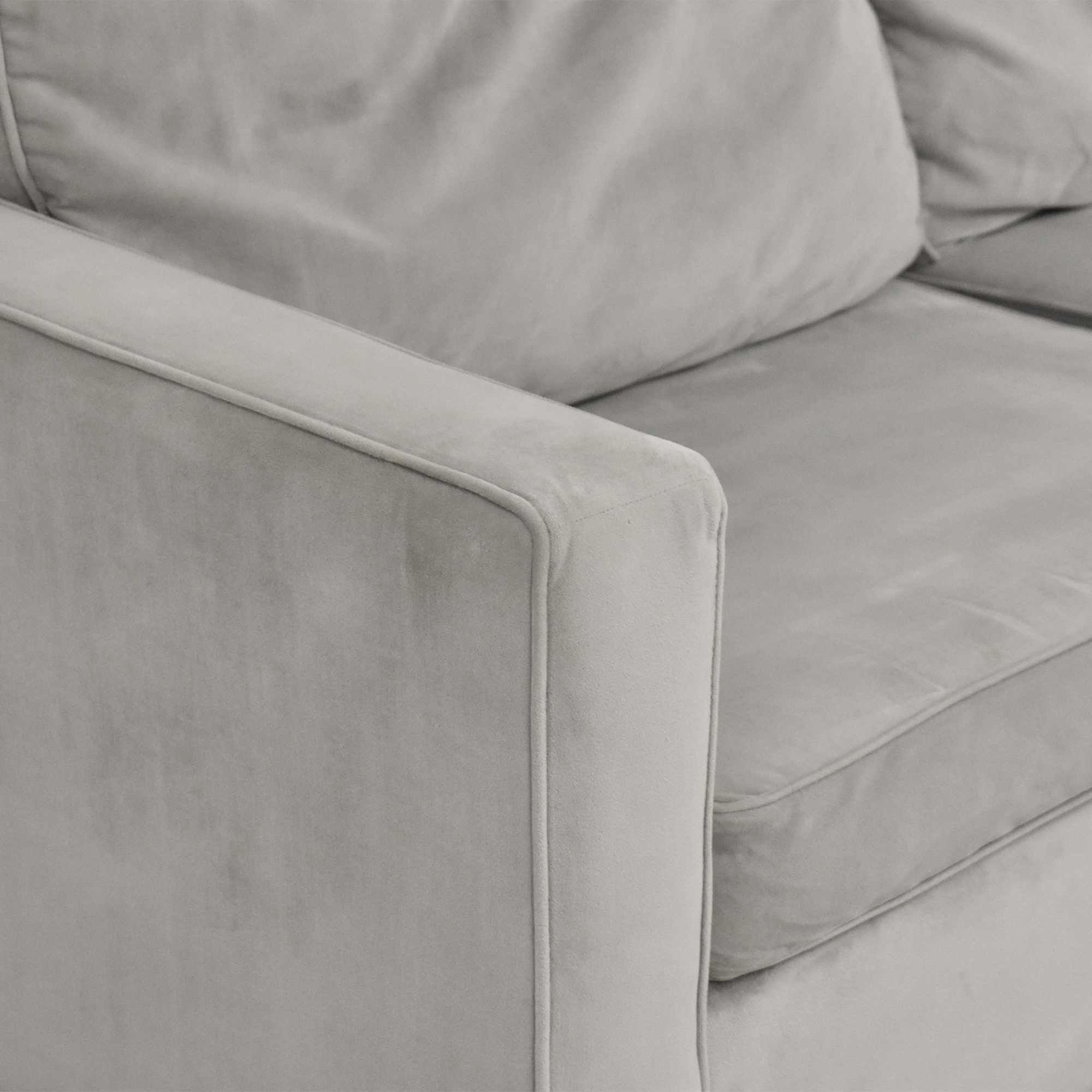 West Elm West Elm Henry Two Cushion Sofa price