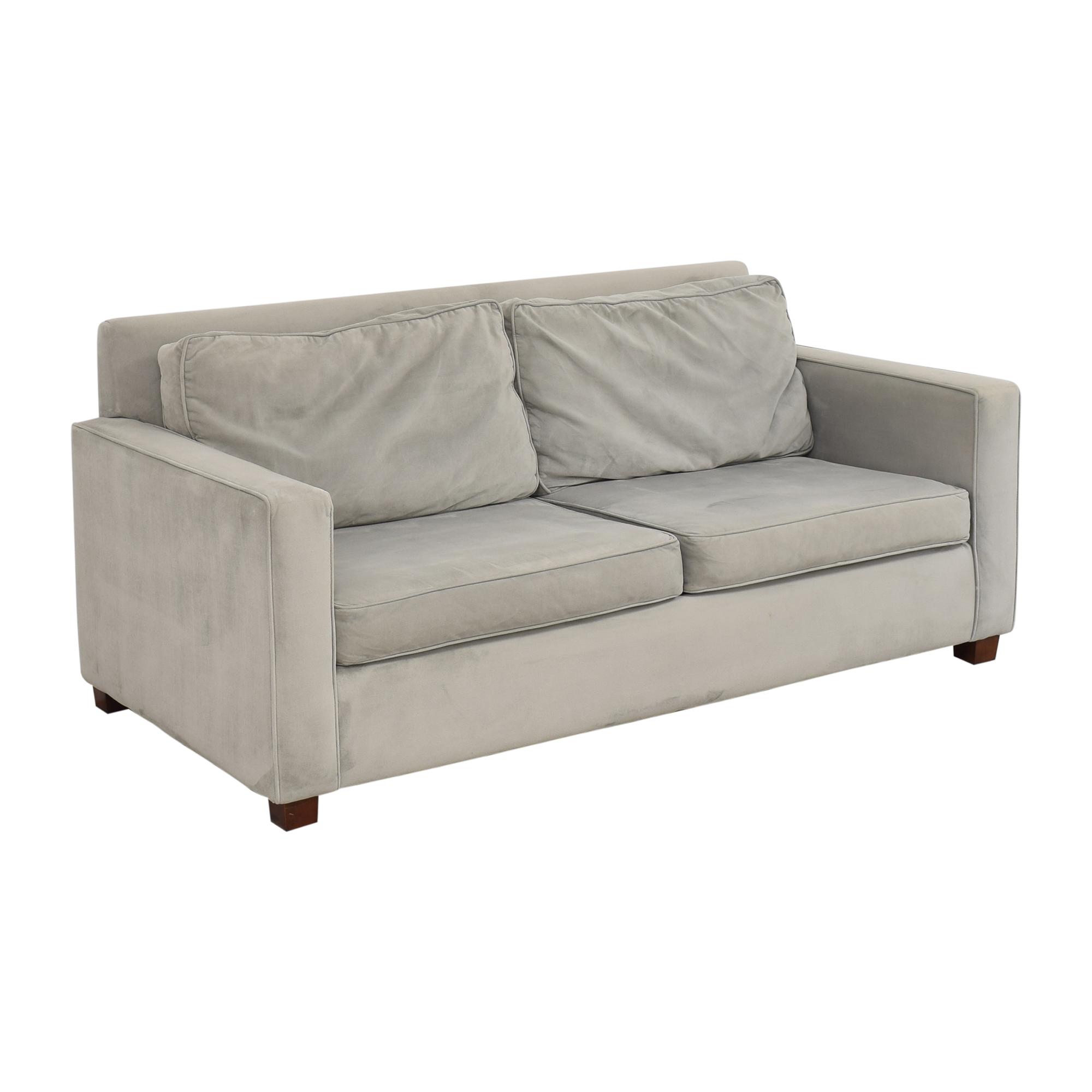 West Elm West Elm Henry Two Cushion Sofa Sofas
