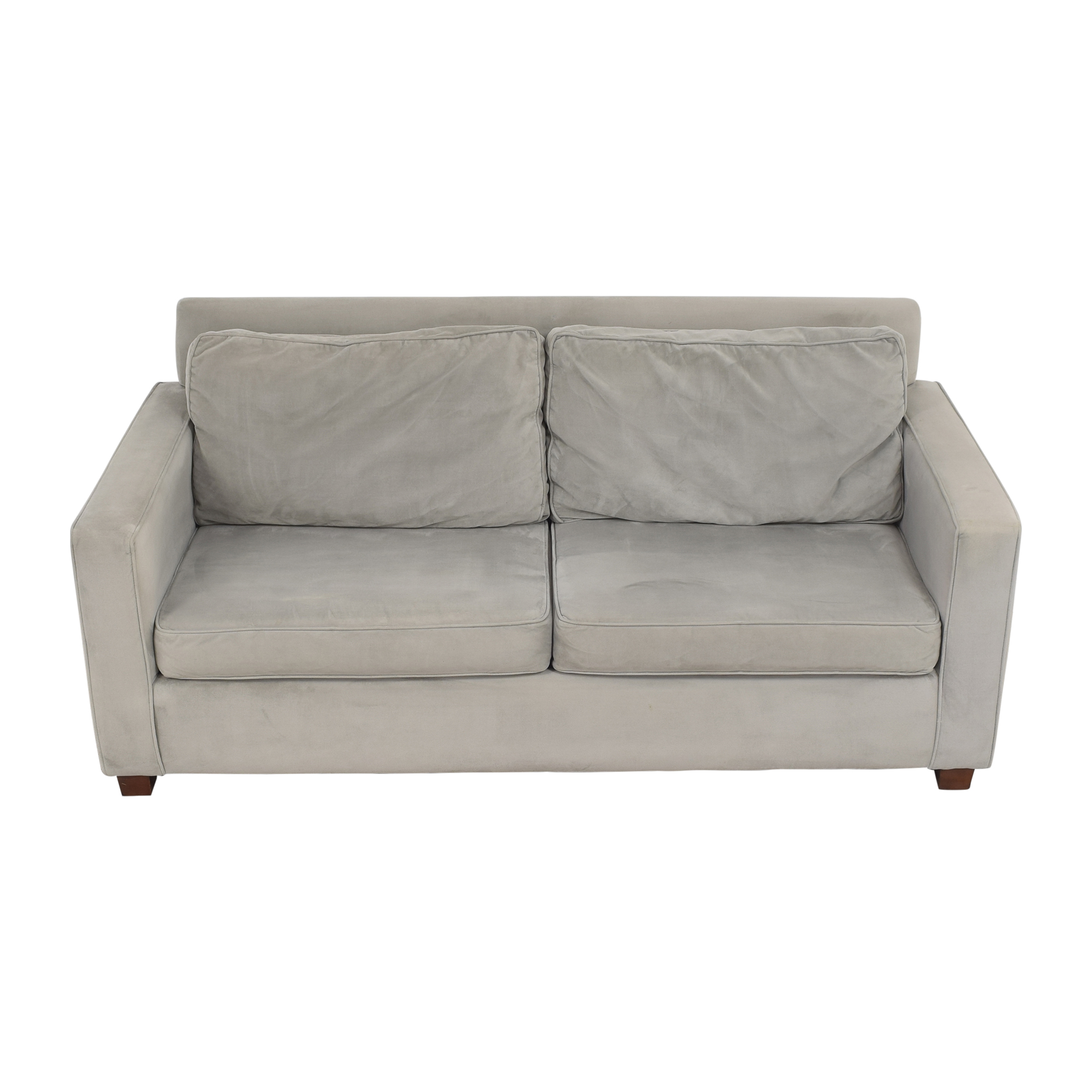 buy West Elm West Elm Henry Two Cushion Sofa online