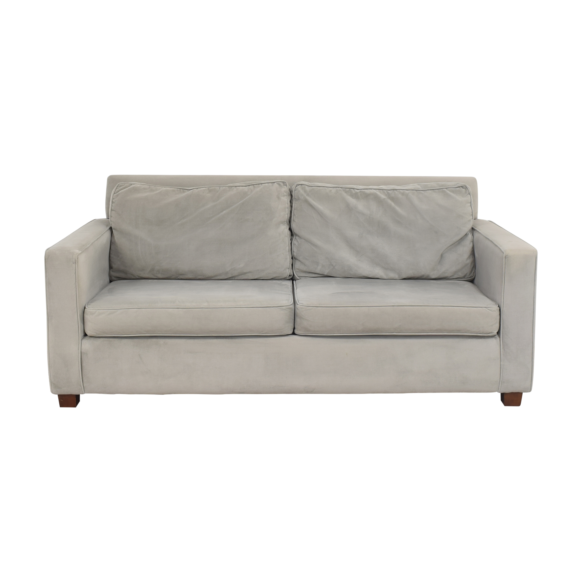 West Elm Henry Two Cushion Sofa / Classic Sofas