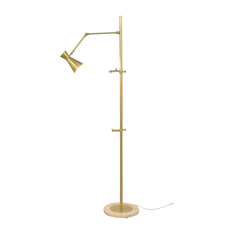 shop Jonathan Adler Bristol Floor Easel Lamp Jonathan Adler Decor