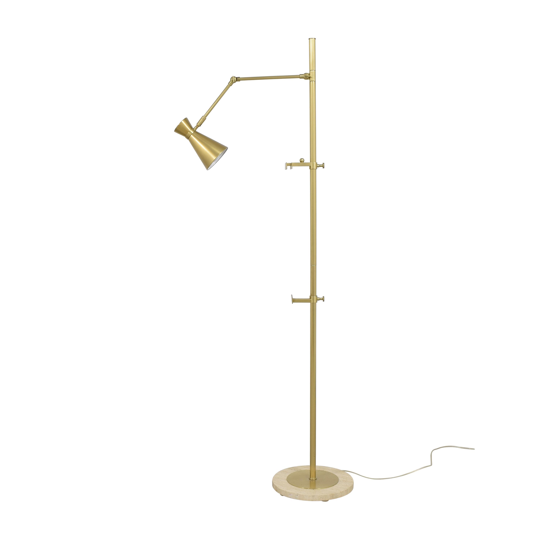 Jonathan Adler Jonathan Adler Bristol Floor Easel Lamp dimensions