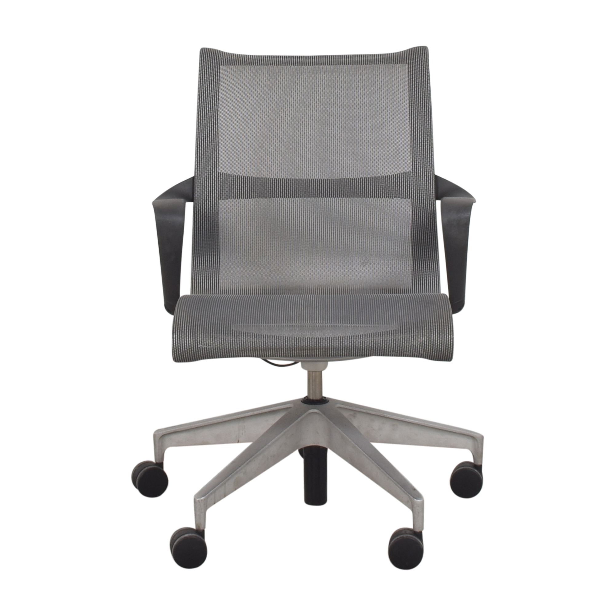 Herman Miller Herman Miller Setu Chair dimensions