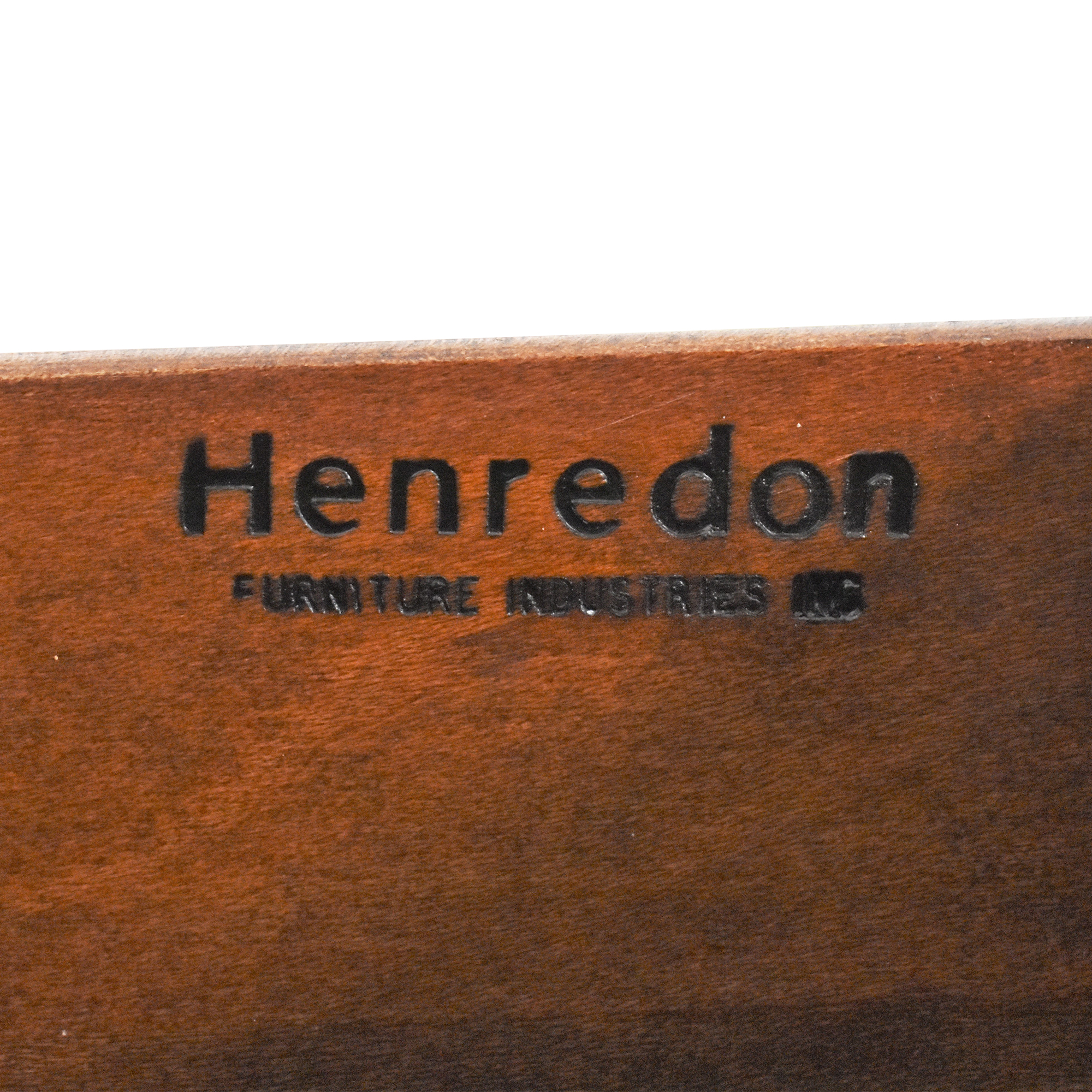 Henredon Six Drawer Double Dresser Henredon Furniture