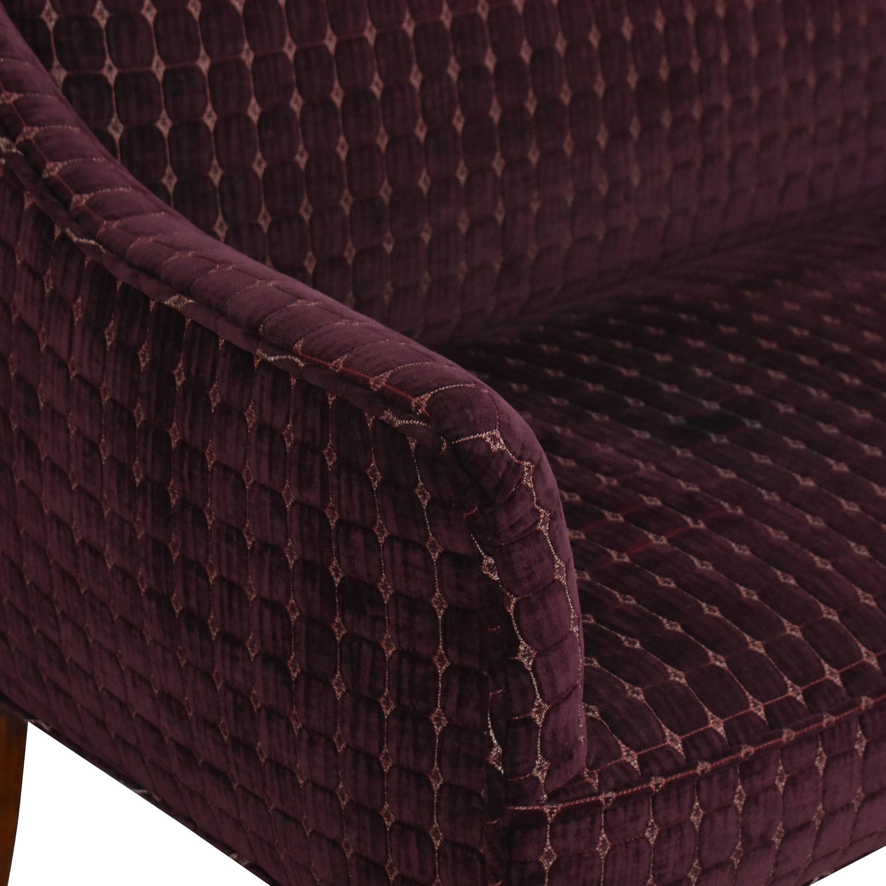Upholstered Shelter Arm Loveseat coupon