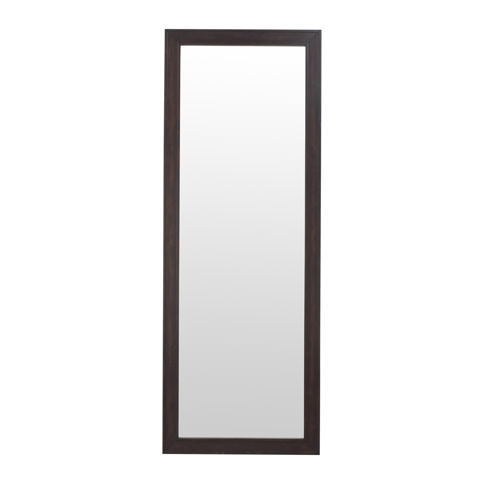 Pottery Barn Pottery Barn Classic Rectangular Floor Mirror used