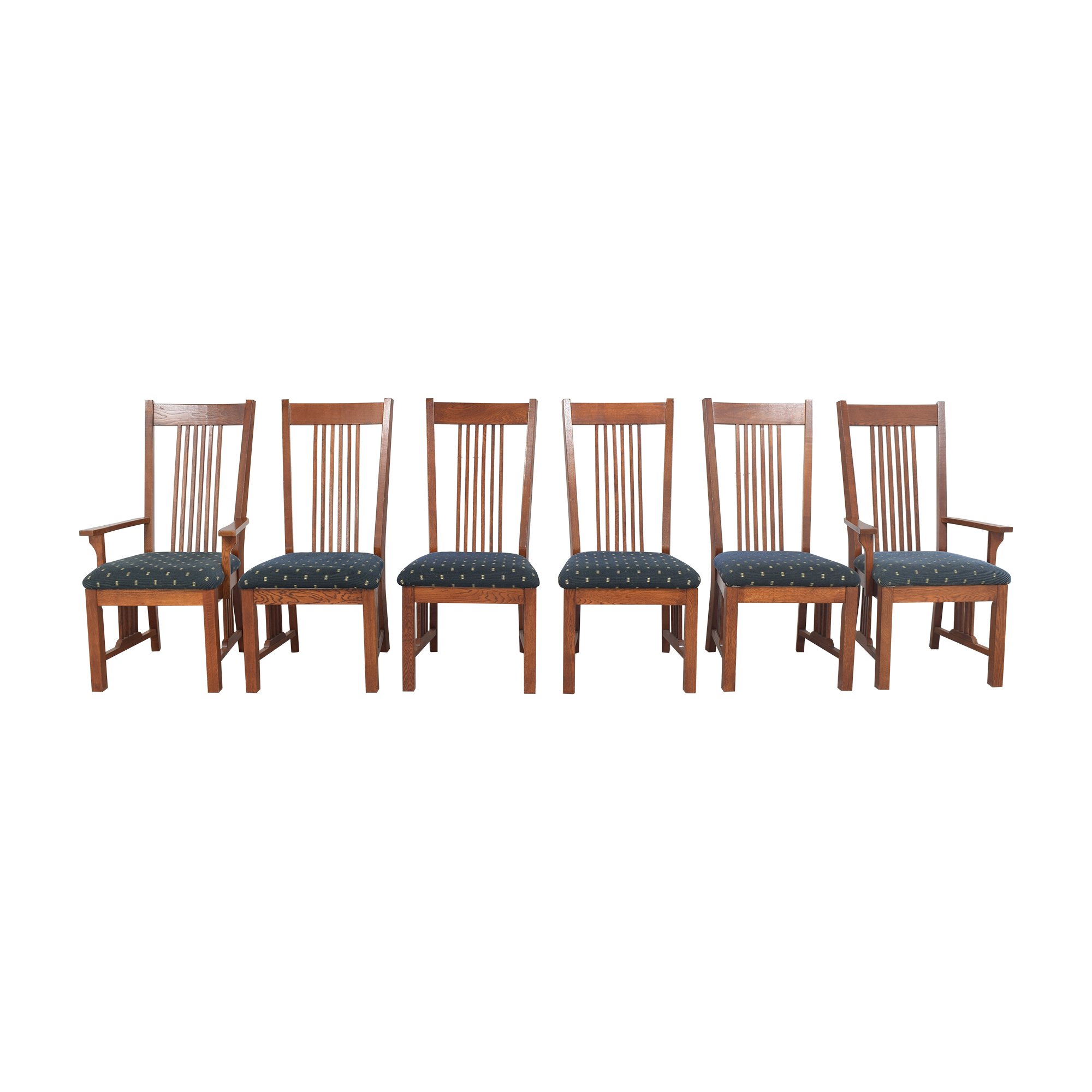 Mission-Style Dining Chairs / Chairs