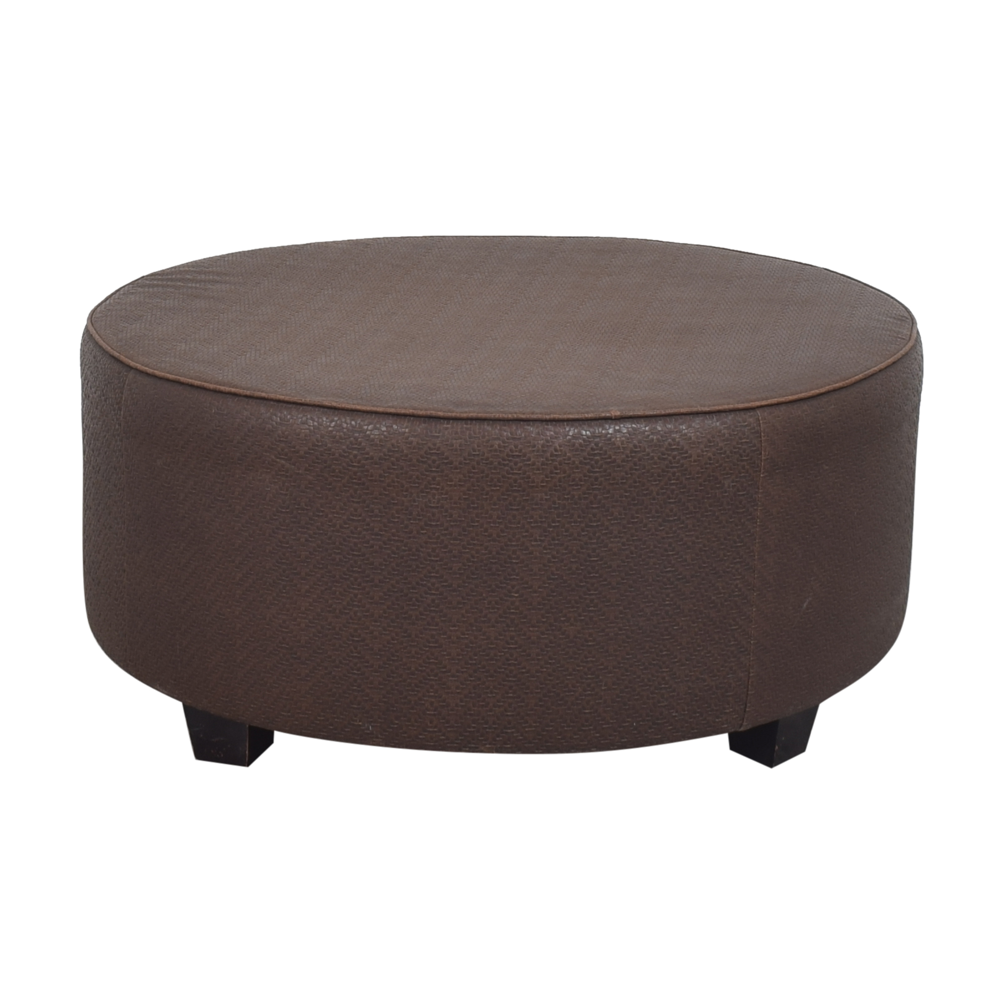 Bloomingdale's Bloomingdale's Round Ottoman coupon