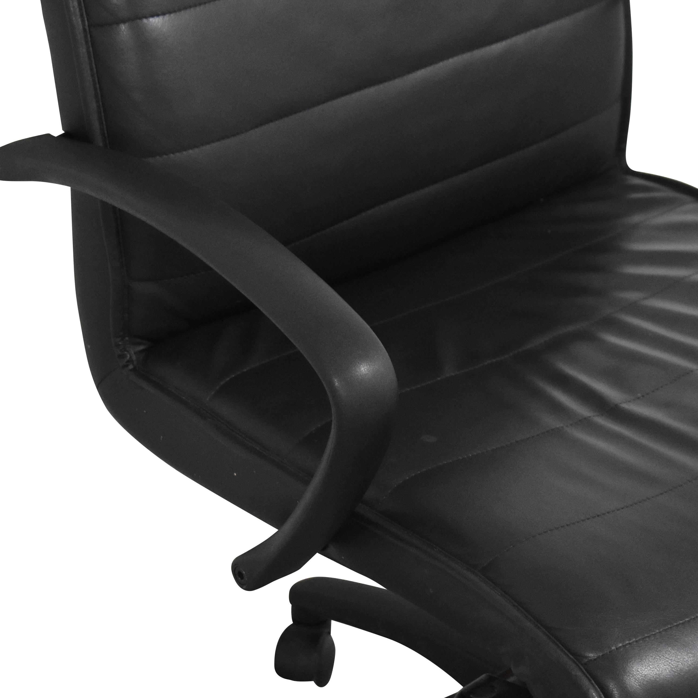 shop Dauphin Adjustable Office Chair Dauphin